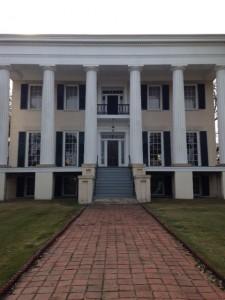 Rose Hill, est.1852, Lockerly Arboretum, Milledgeville, Georgia